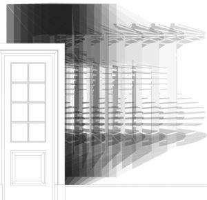 House 3. Doors 1-7